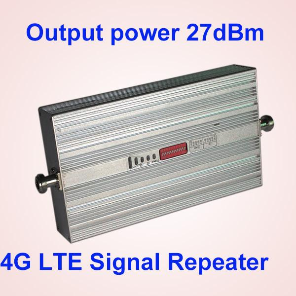27dBm 4G LTE Repeater cell phone 4g signal booster_4G